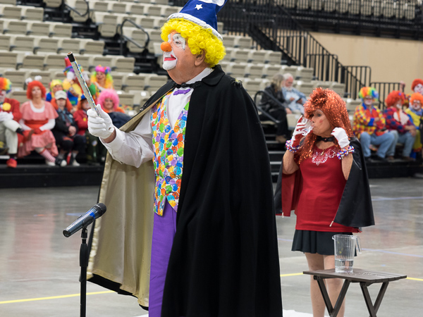Clown Competition